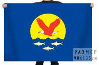 Флаг Ольхонского районного МО