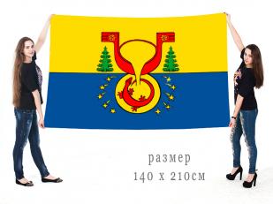 Большой флаг Омутнинского муниципального района