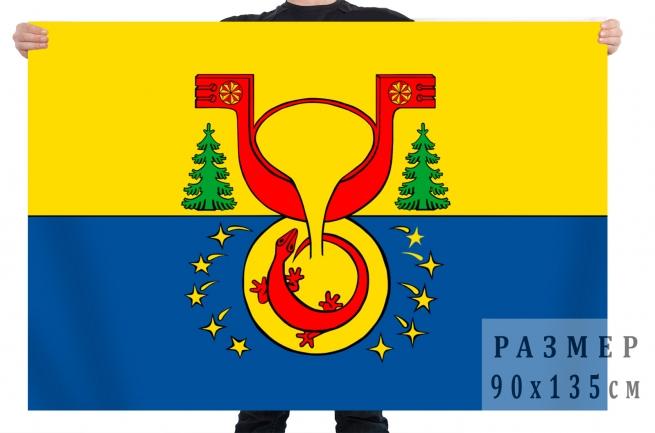 Флаг Омутнинского муниципального района