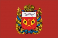 Флаг Оренбургской губернии