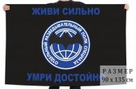 Флаг Отдельного разведывательного полка Спецназа
