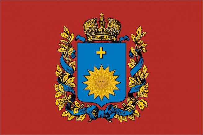 Флаг Подольской губернии