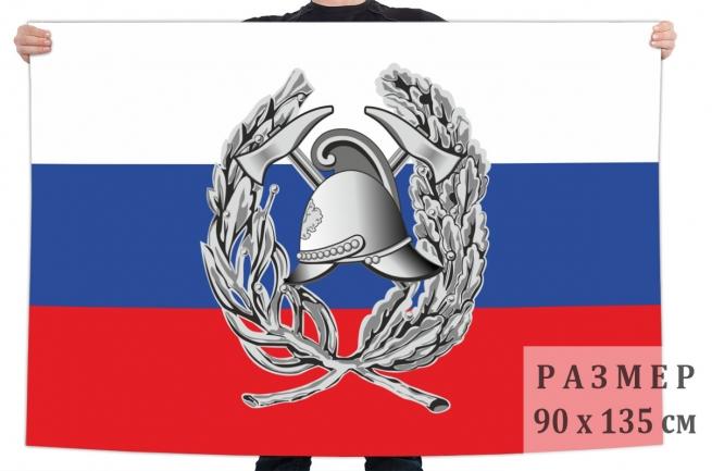 Флаг Пожарной охраны России