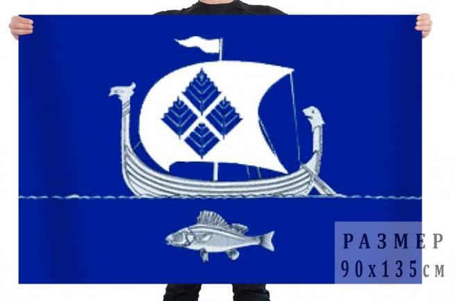 Флаг Приморского городского поселения