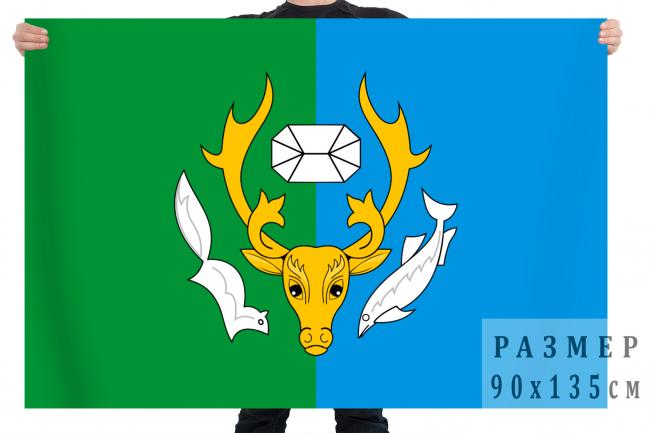 Флаг Приуральского района, Ямало-Ненецкий АО