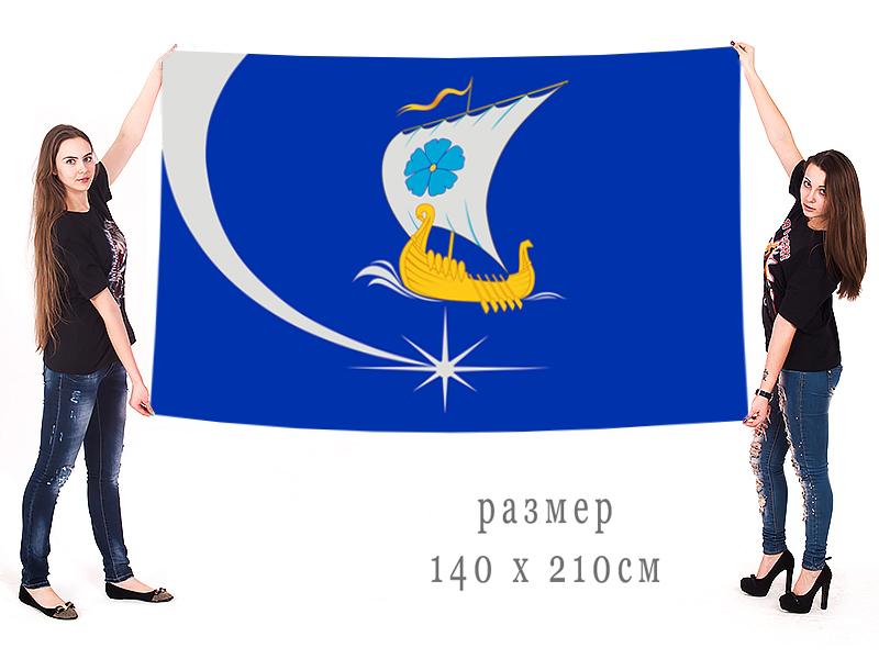 Большой флаг Пучежского района