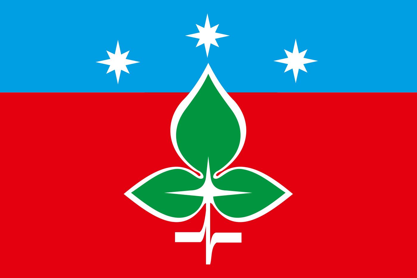 Флаг Пущина