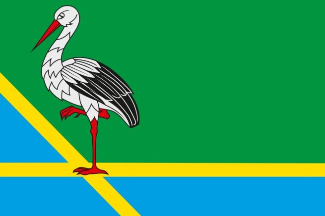 Флаг Пустошкинского района