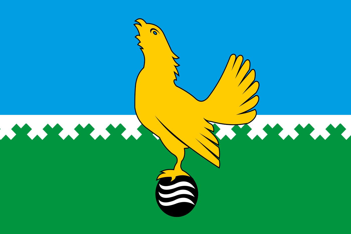 Флаг Пыть-Яха