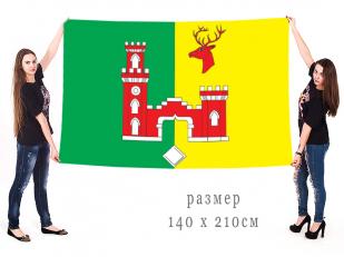 Большой флаг Рамонского муниципального района