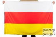 Флаг Республики Северная Осетия