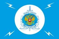 Флаг Российского отделения Интерпола