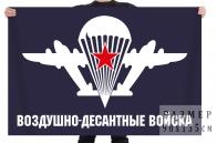 Флаг с эмблемой воздушного десанта