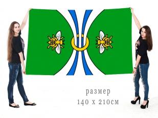 Большой флаг Сампурского района