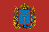 Флаг Саратовской губернии