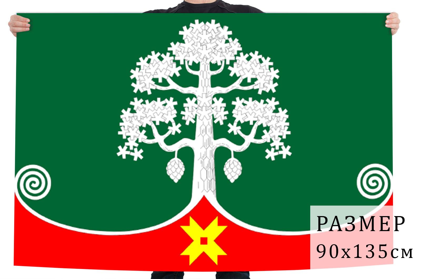 Флаг города Сегежа и Сегежского городского поселения Республики Карелия