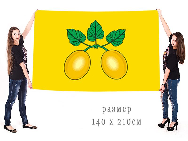 Большой флаг города Сердобска Пензенской области