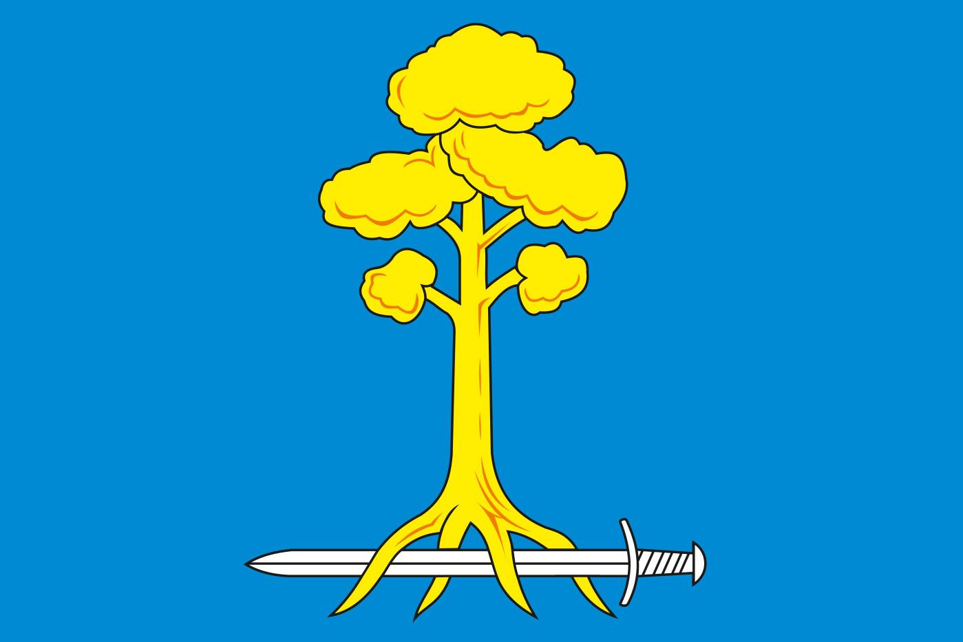 Флаг Сертолова
