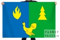 Флаг Советского района (ХМАО)