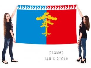Большой флаг Среднеуральска