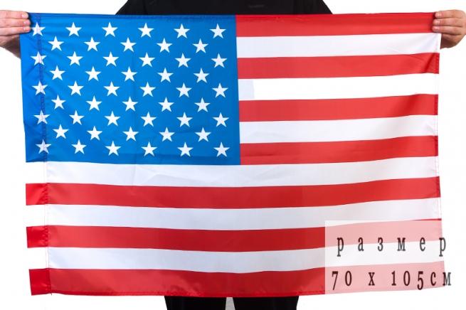 Флаг США 70x105 см