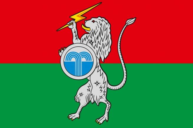 Флаг Суворовского района