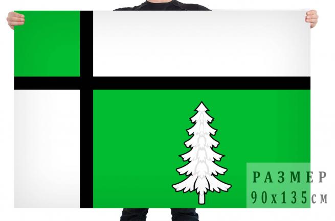 Флаг Тайшетского Муниципального Образования