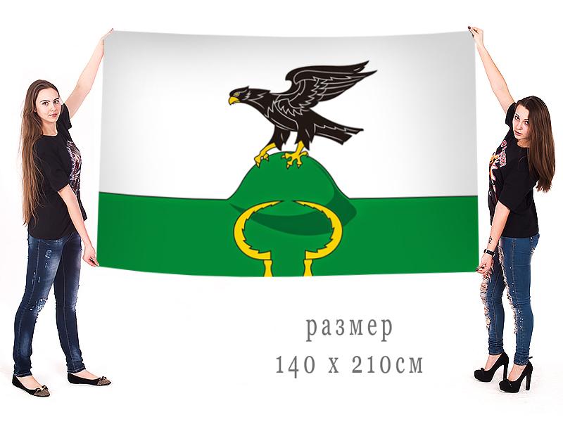 Большой флаг Тамалинского района Пензенской области