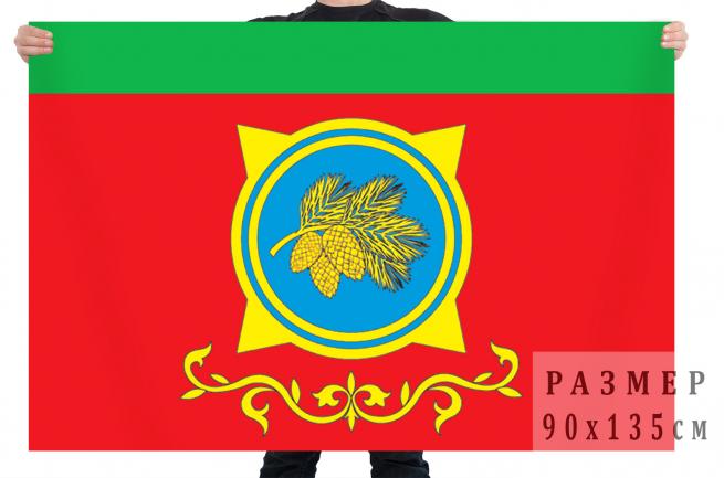 Флаг Таштыпского района, Республика Хакасия