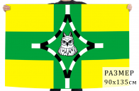 Флаг Тихорецка