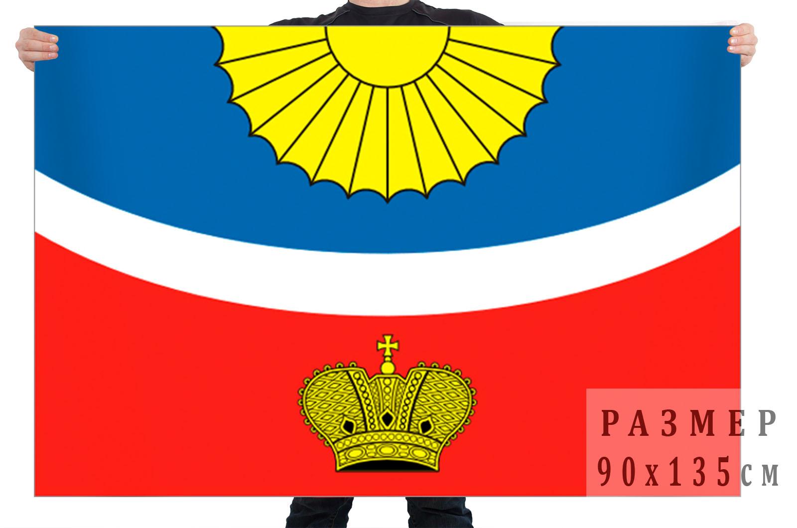 Флаг Тихвинского района