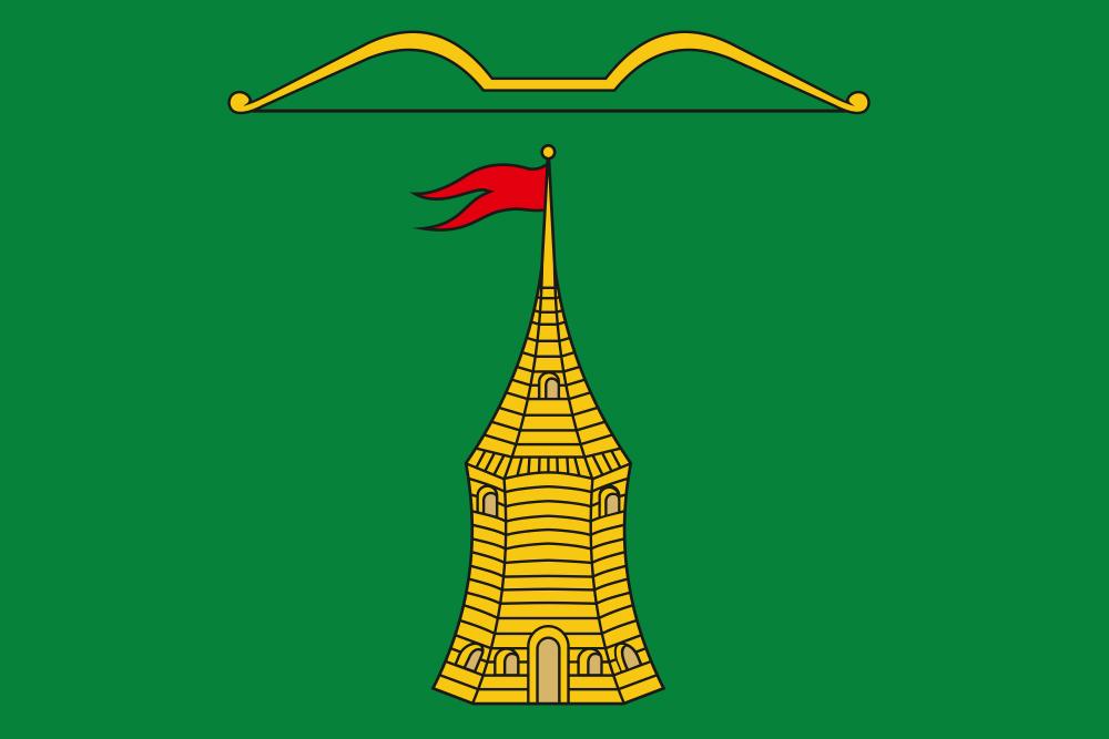 Флаг Торопецкого района