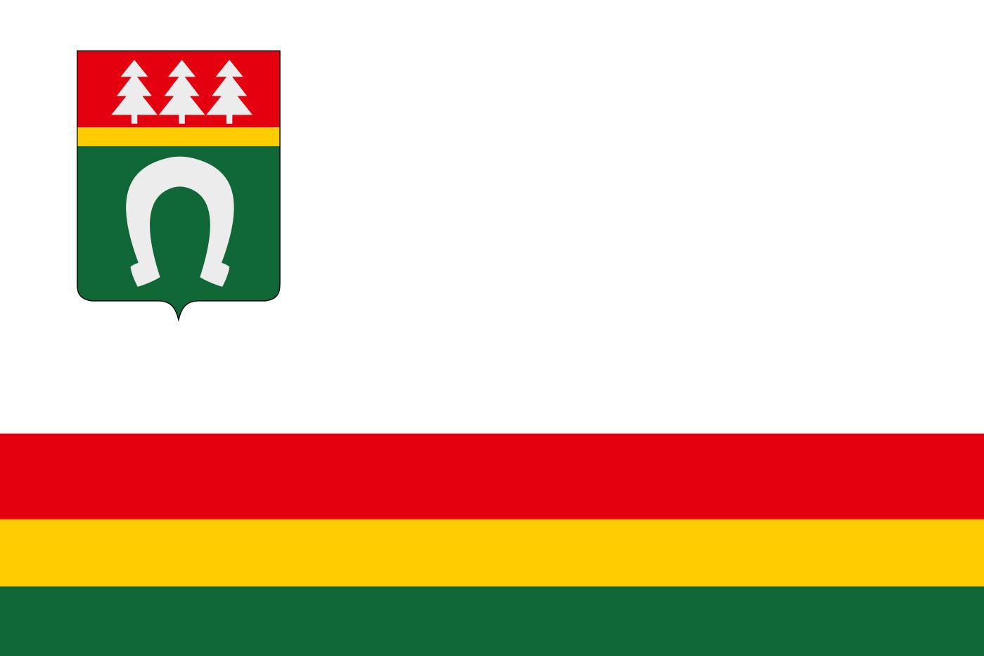 Флаг Тосненского района