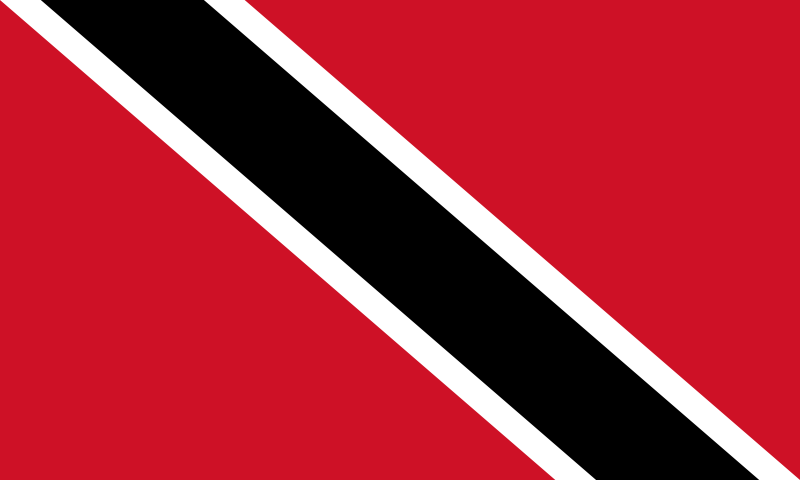 Флаг Тринидада и Тобаго