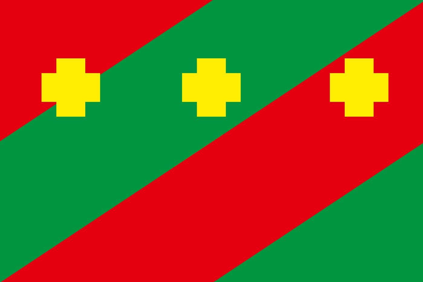 Флаг Троицкого района
