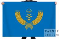 Флаг Туймазинского района Республики Башкортостан