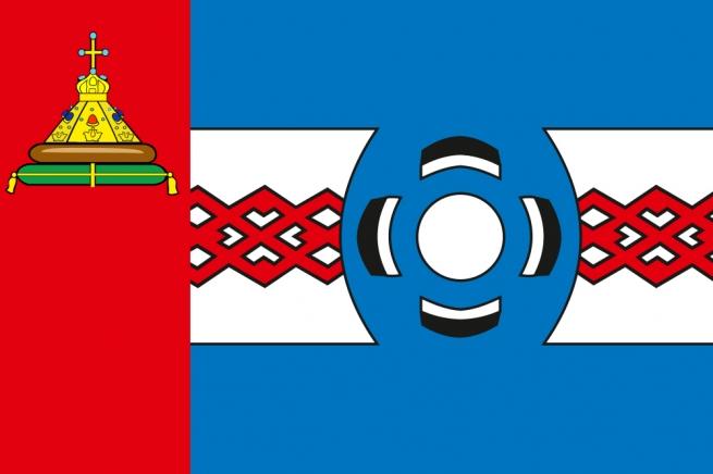 Флаг Удомельского района