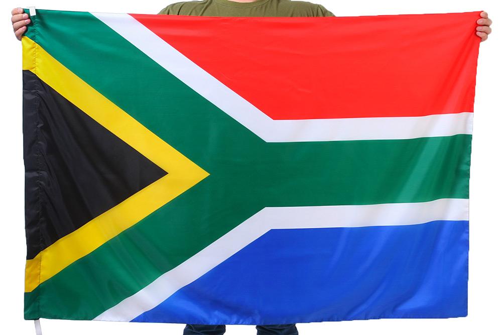 Флаг Южно-Африканской Республики, купить флаг ЮАР