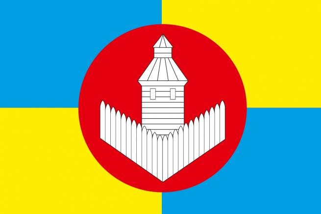 Флаг Уйского района