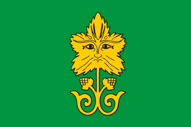 Флаг Урмарского района