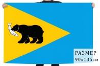 Флаг Усть-Большецкого муниципального района