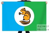 Флаг Усть-Илимского района