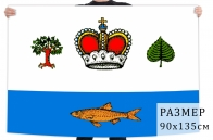 Флаг Вашкинского района