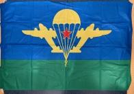 Флаг ВДВ СССР желтый купол