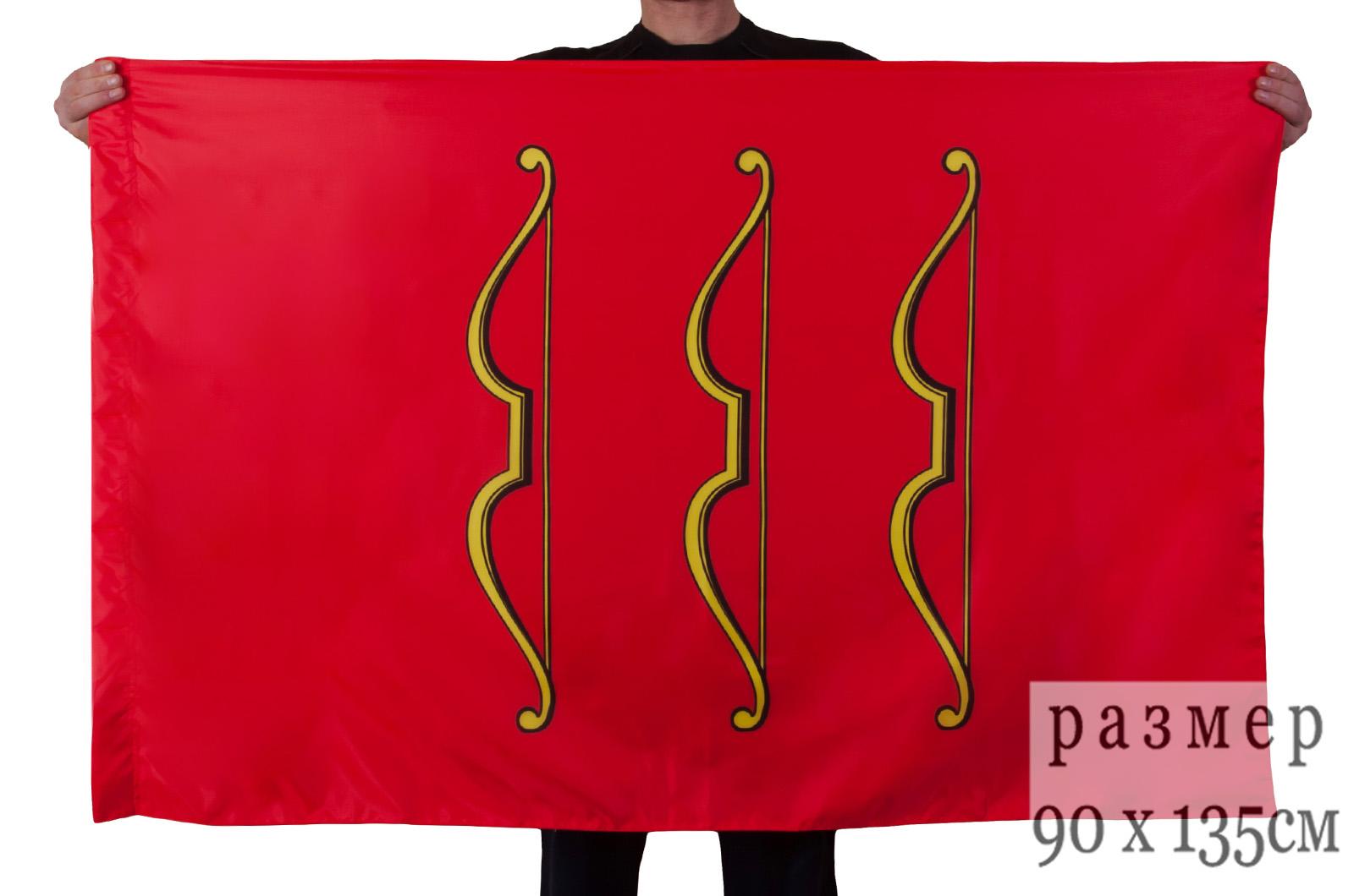 Флаг города Великие Луки