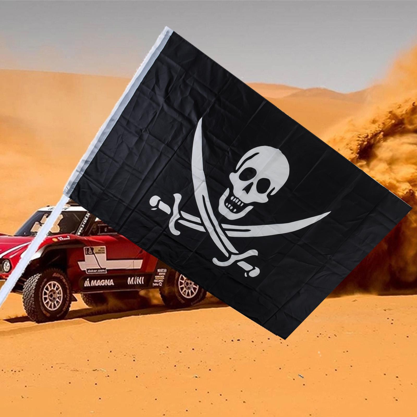 Флаг «Веселый Роджер»