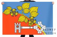 Флаг Виллозского городского поселения
