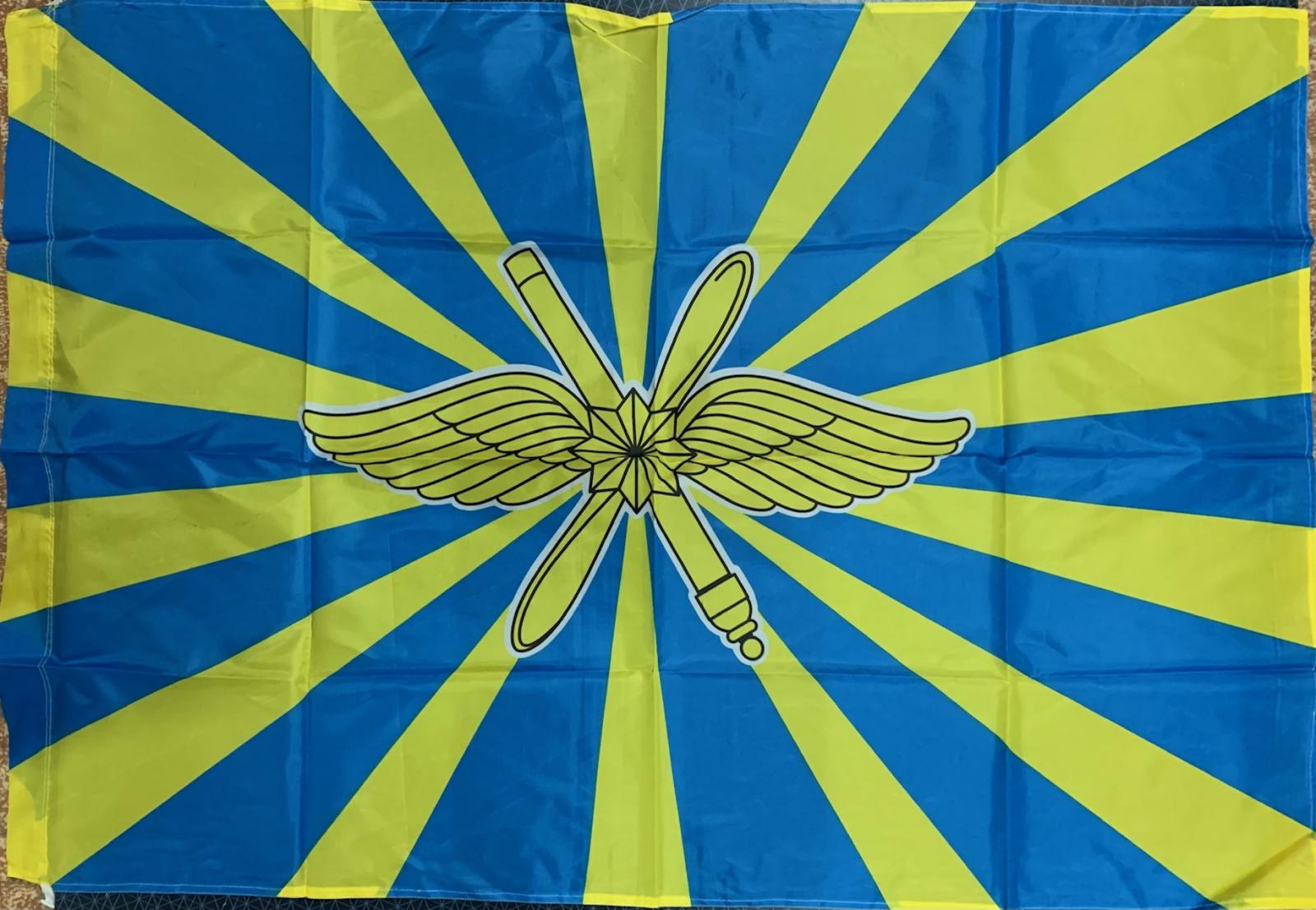 Флаг ВКС