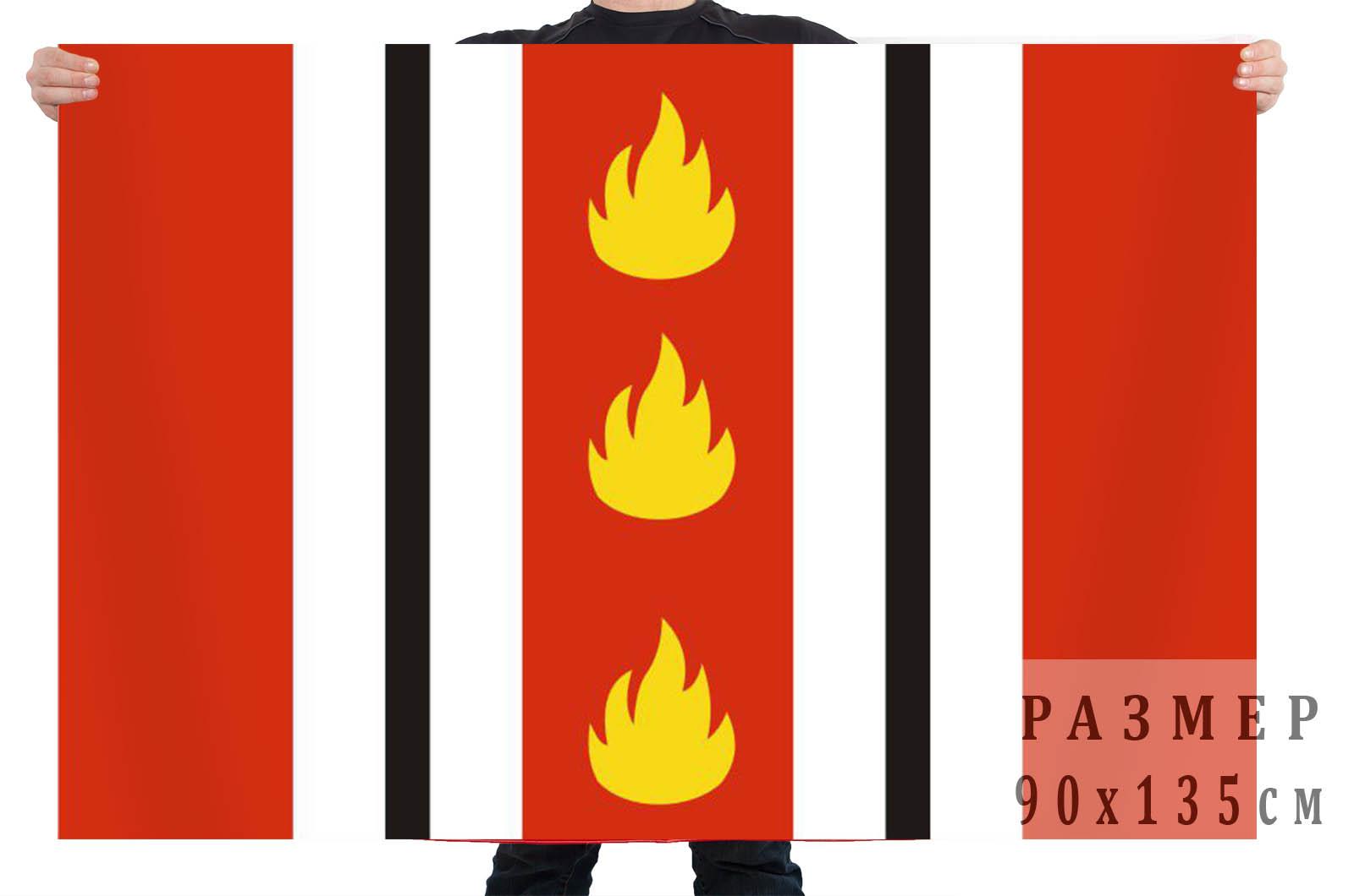 Флаг внутригородского муниципального образования город Колпино