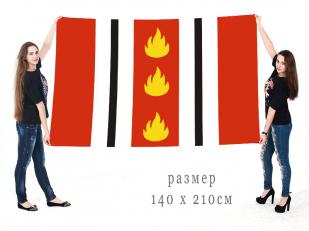 Большой флаг внутригородского муниципального образования город Колпино